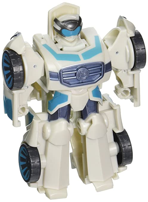 Playskool Heroes – Transformers Rescue Bots – Quickshadow – Figurine Transformable