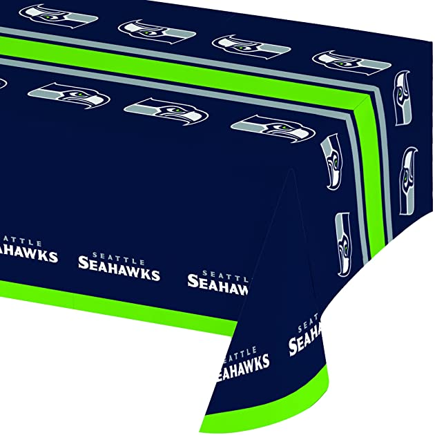 creative converting all over print seattle seahawks With kitchen colors with white cabinets with seattle seahawks stickers