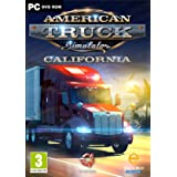 American Truck Simulator: California – Windows (PC DVD)