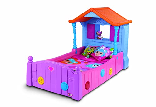 Lalaloopsy furniture - twin bed