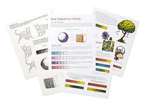 Crayola Blend & Shade Inspiration Pad Art
