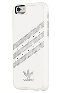 Adidas Moulded Case for Apple iPhone 6   White/Silverreviews and more information