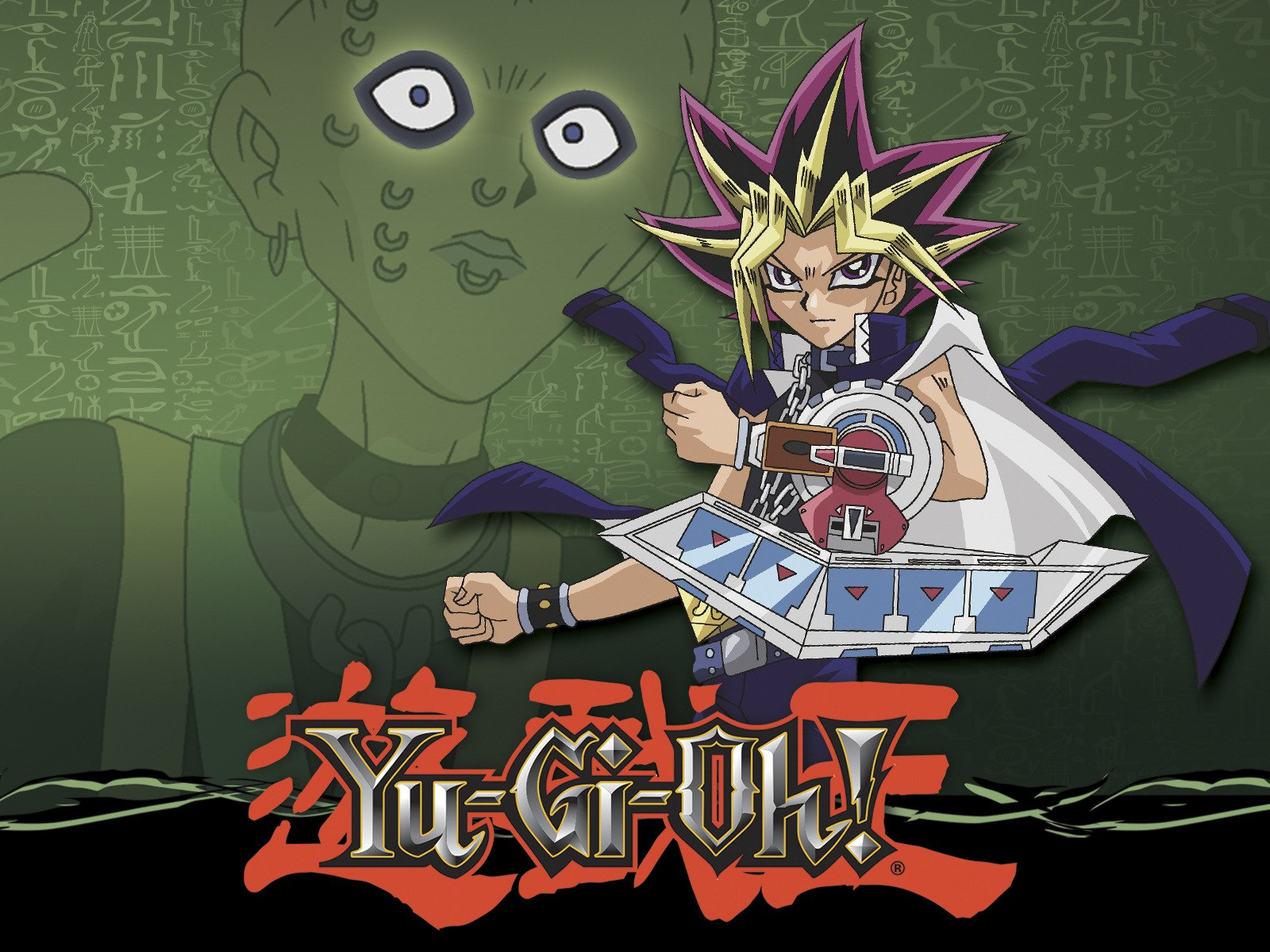 Yu-Gi-Oh! on Amazon Prime Instant Video UK