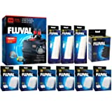Fluval 306 A212 Filter w/Foam, Bio-Foam & Polishing Pad 12mo