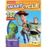 Fisher-Price Smart Cycle [Old Version] Disney/Pixar Toy Story Software Cartridge