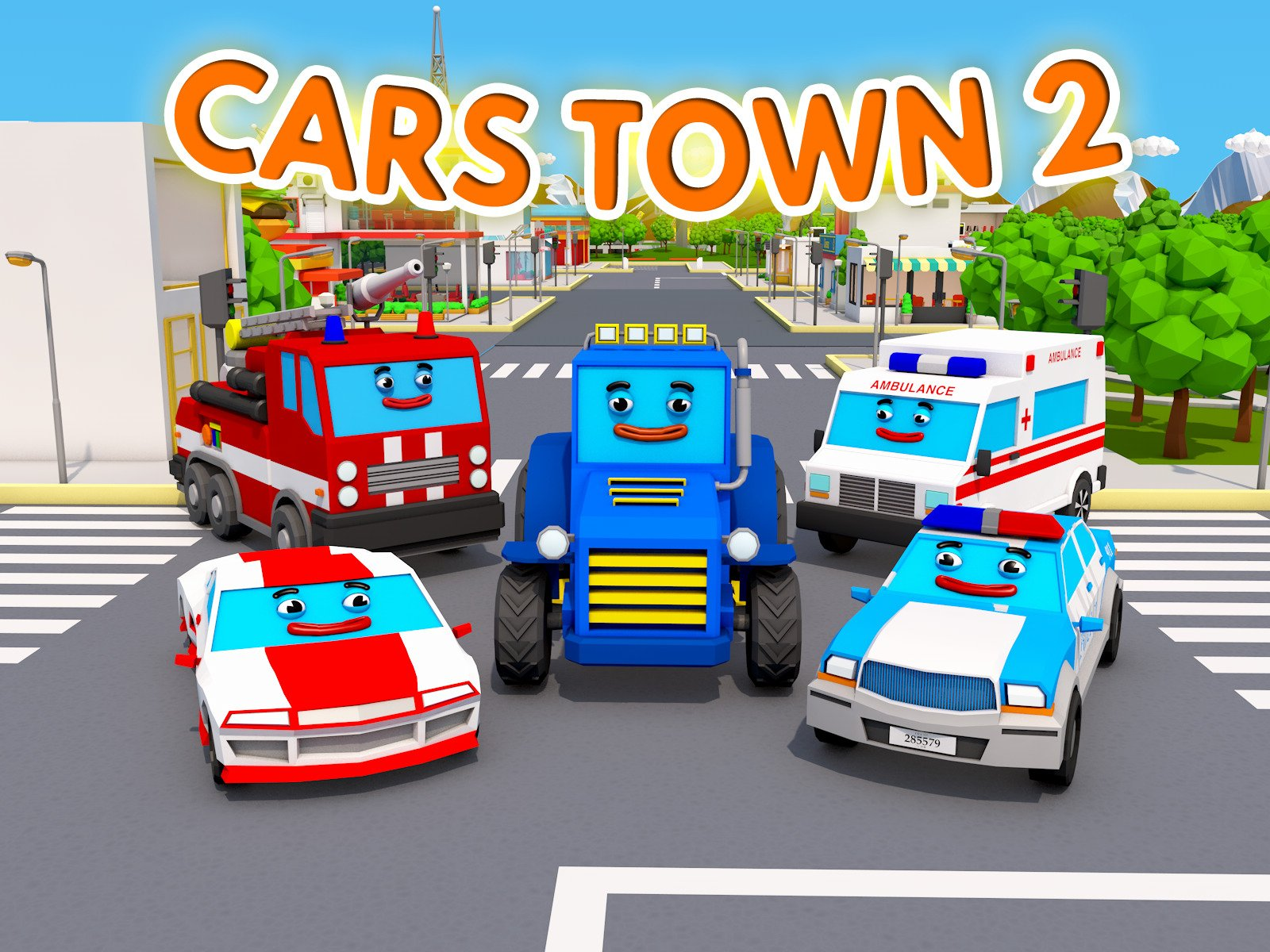 Cars Town 2 - Season 4