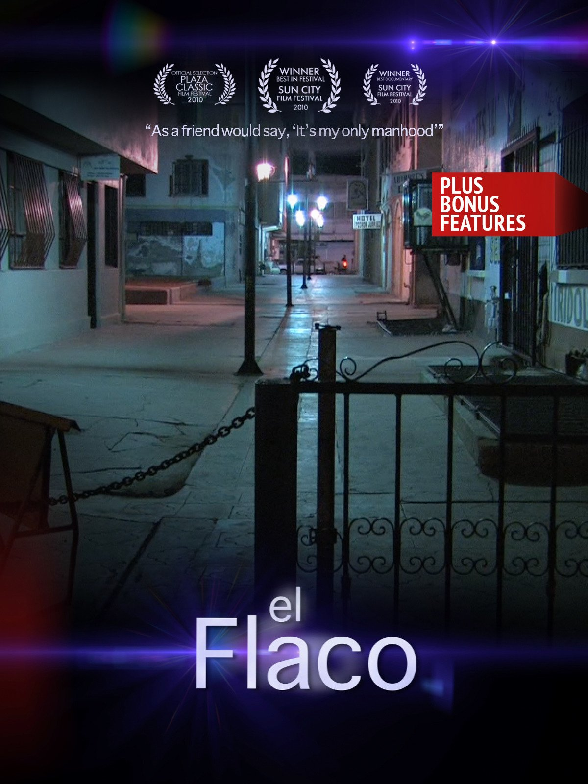 El Flaco (Plus Bonus Features)