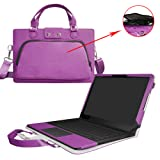 Razer Blade Stealth Case,2 in 1 Accurately Designed Protective PU Leather Cover + Portable Carrying Bag for Razer Blade Stealth 12.5 & 13.3 inch Series Gaming Laptop,Purple (Color: Purple, Tamaño: Razer Blade Stealth)