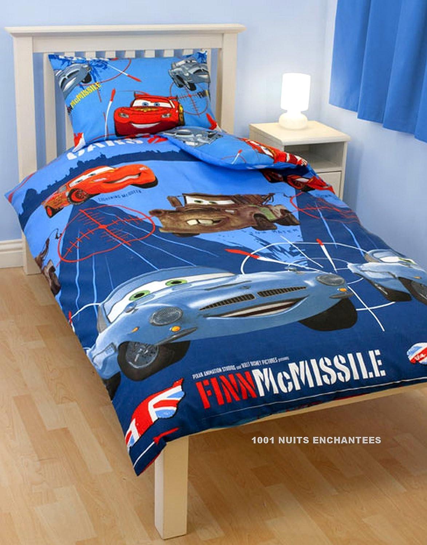parure lit cars. Black Bedroom Furniture Sets. Home Design Ideas