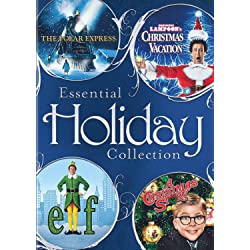 Essential Holiday 4-Film Collection (DVD)