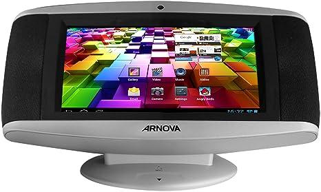 "ARCHOS ARNOVA SoundPad 7"" Ecran 8 GB argentin"