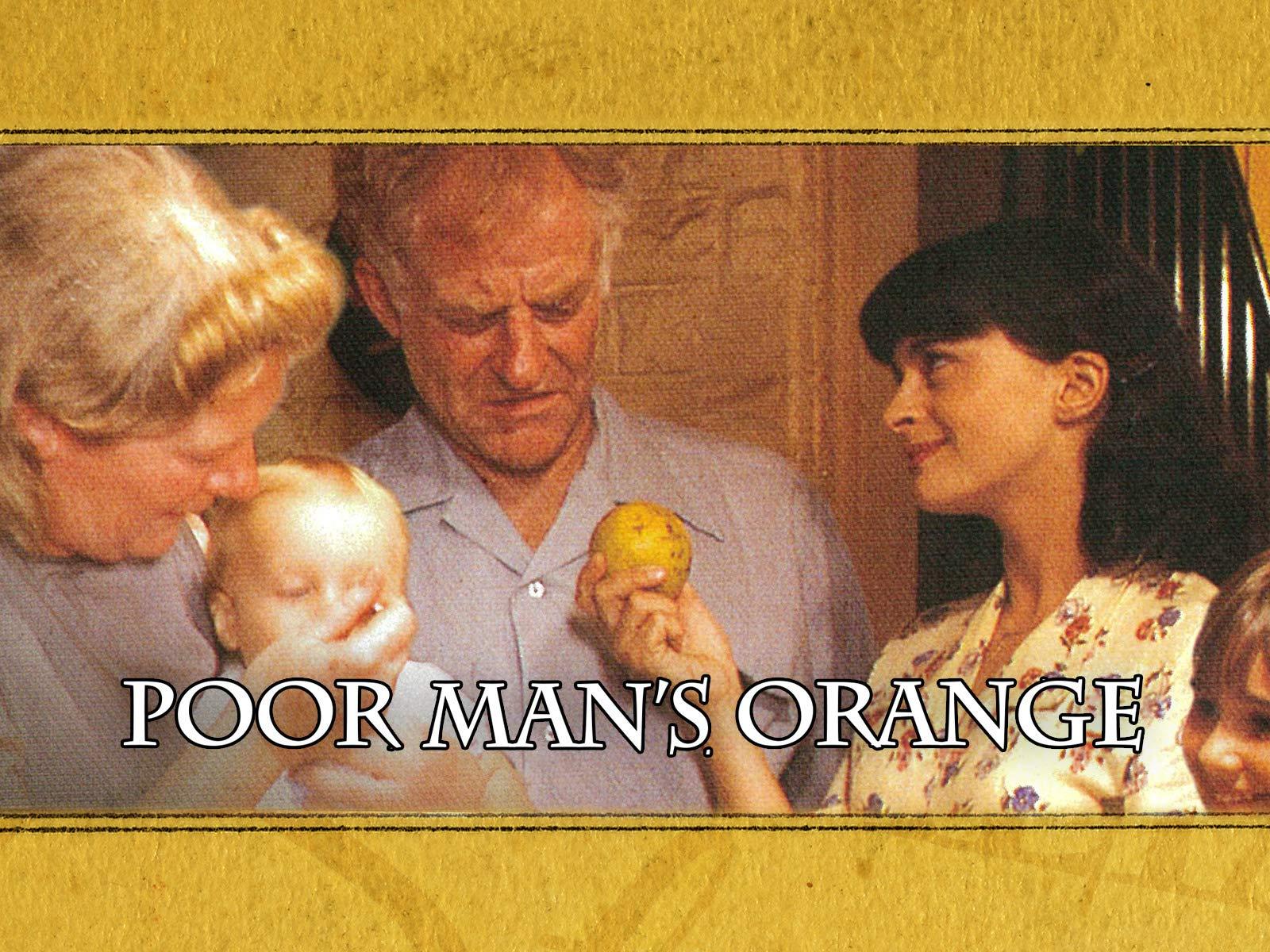 Poor Man's Orange on Amazon Prime Video UK