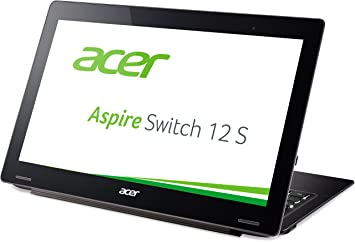 Acer Aspire Switch 12S SW7-272-M5FE 12 Zoll 2-in-1 Notebook