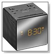 Sony ICFC1T Dual Alarm Clock Radio (Black)