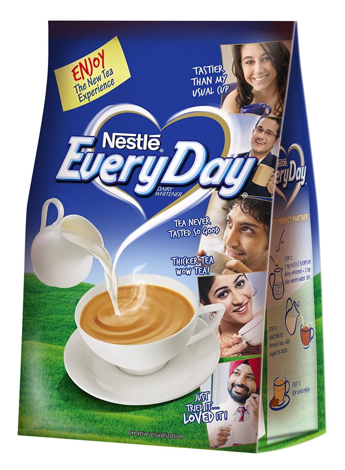 Amazon: Nestle Everyday Milk Powder – 200g Pouch @ Rs.66/-