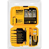 DEWALT DW2735P Drill Flip Drive Kit, 12-Piece (Color: Black)