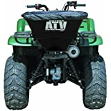 Buyers ATVS100 100-Pound 12-Volt Electric ATV Broadcast Spreader with Rain Cover