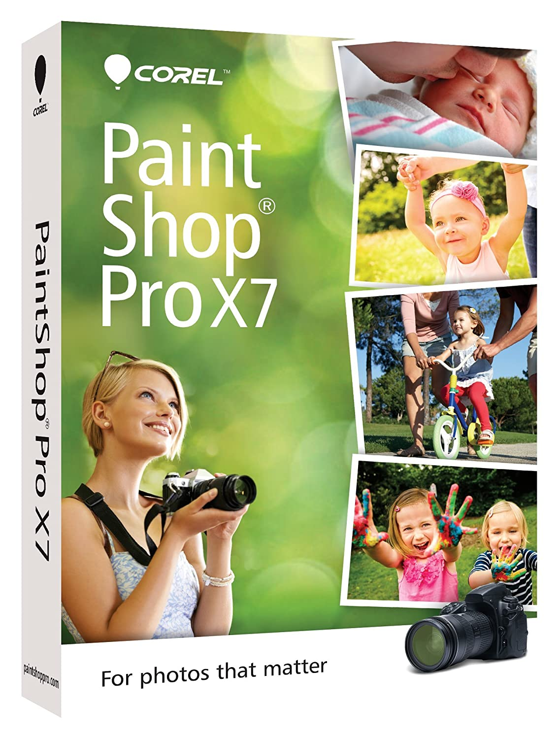Corel PaintShop Pro X7 (Old Version)