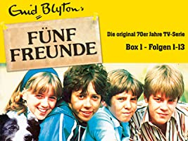 F�nf Freunde - Staffel 1