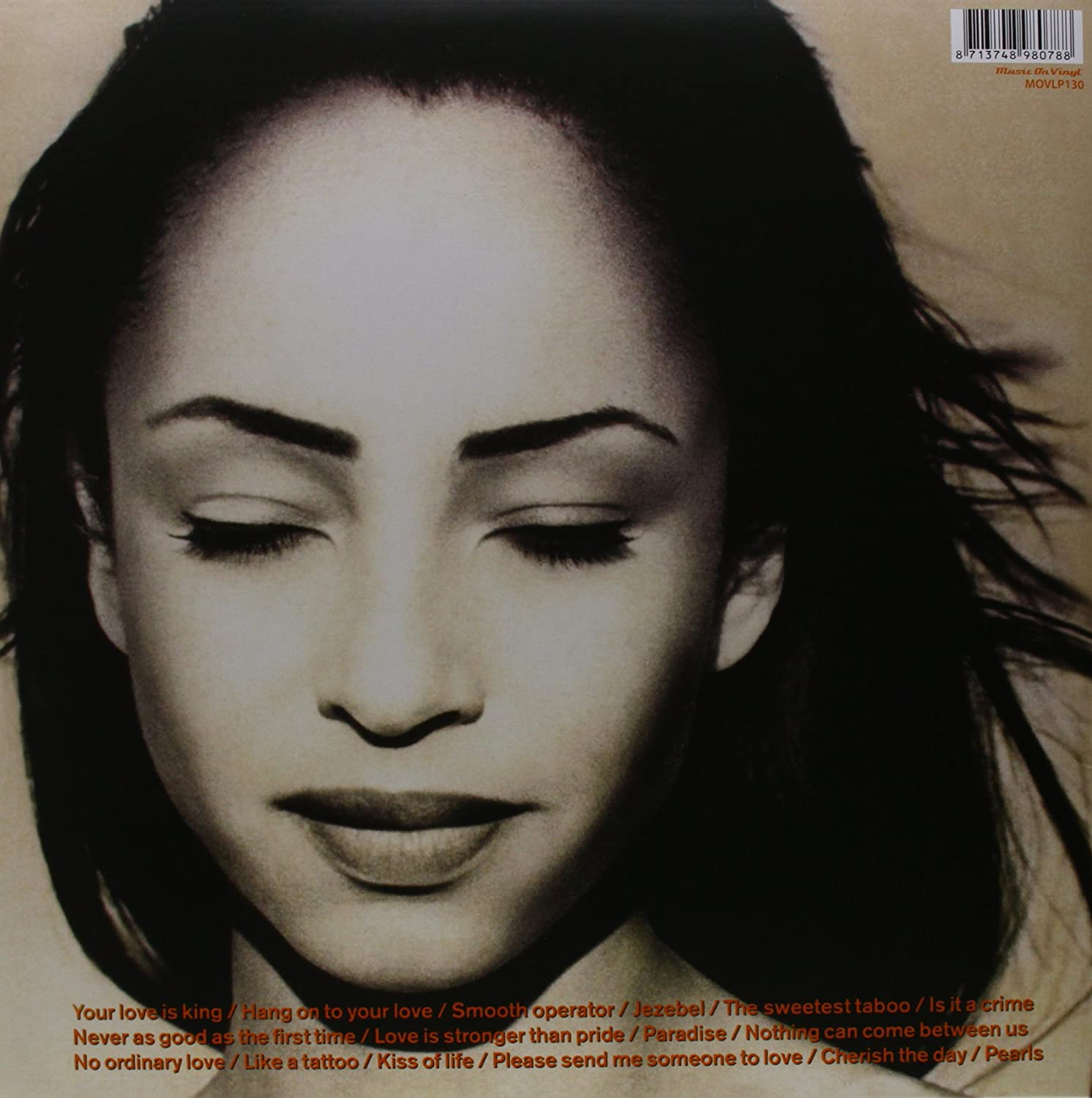 The Best of Sade Original recording remastered