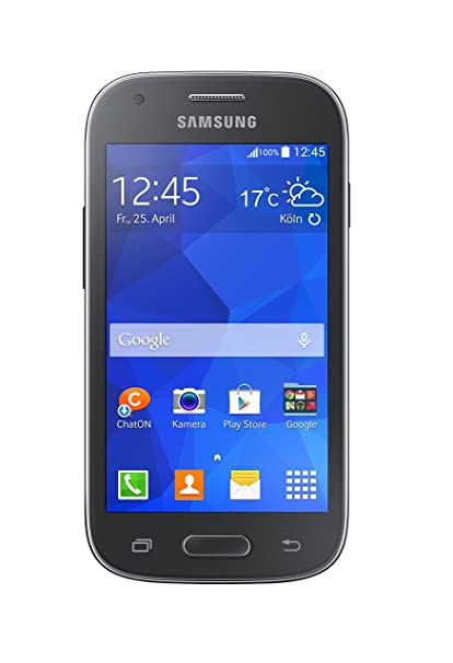 Samsung Galaxy Ace Style dark gray débloqué logiciel original
