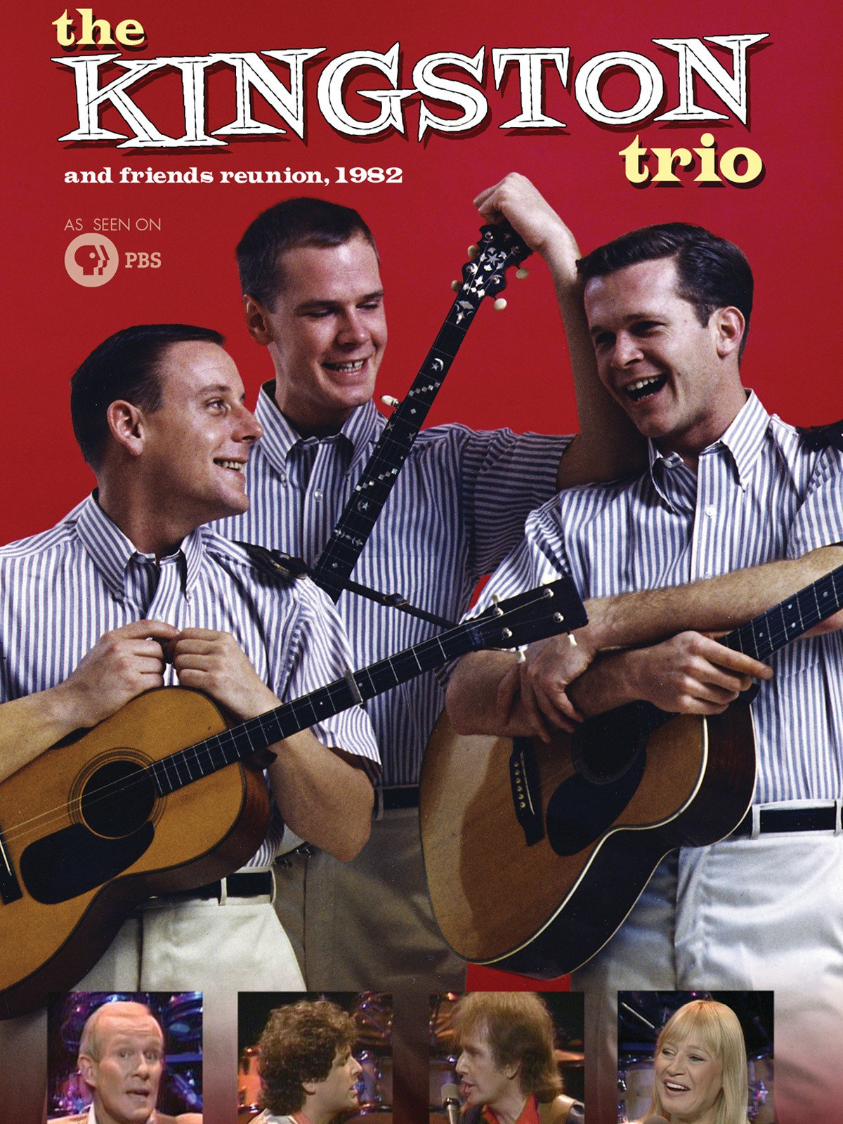 Kingston Trio And Friends Reunion on Amazon Prime Video UK