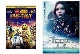 【早期購入特典あり】LEGO スター・ウォーズ/ドロイド・テイルズ(『ローグ・ワン/スター・ウォーズ・ストーリー』 劇場B2ポスター付) [DVD]