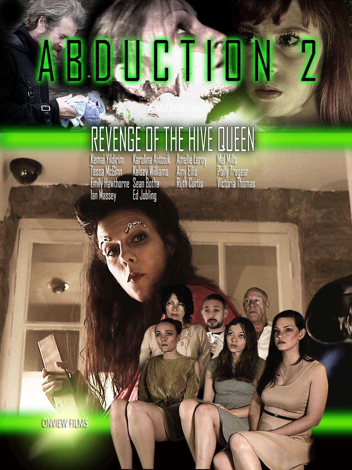 Abduction 2 - Revenge Of The Hive Queen