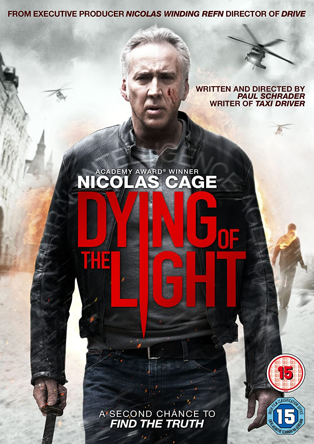 Dying of the Light (O Morrer da Luz) – Full HD 1080p – Legendado
