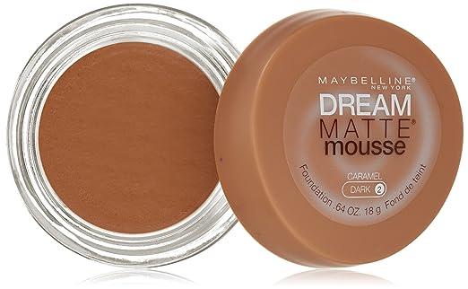 Mousse Foundation Caramel