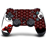 DreamController Custom PS4 Modded Controller - PS4 Controller Modded with PS4 Rapid Fire / PS4 Aimbot - Modded PS4 Controller Works with Playstation 4 / Playstation 4 Pro/Windows 10 PC or Laptop (Color: Deadpool-Red, Tamaño: Modded)
