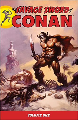 Savage Sword of Conan Volume 1: v. 1