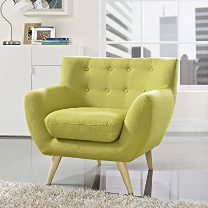 Remark Armchair, Wheatgrass