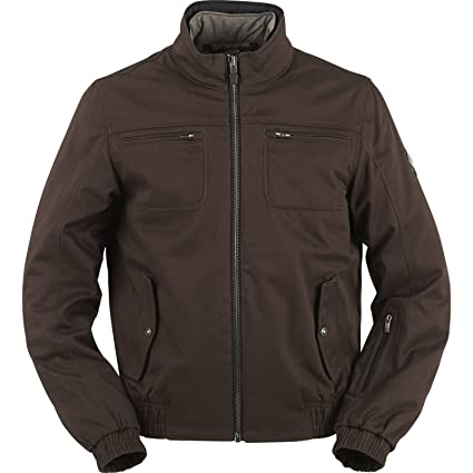 Furygan - Blouson Furygan DENVER - Marron - 2XL