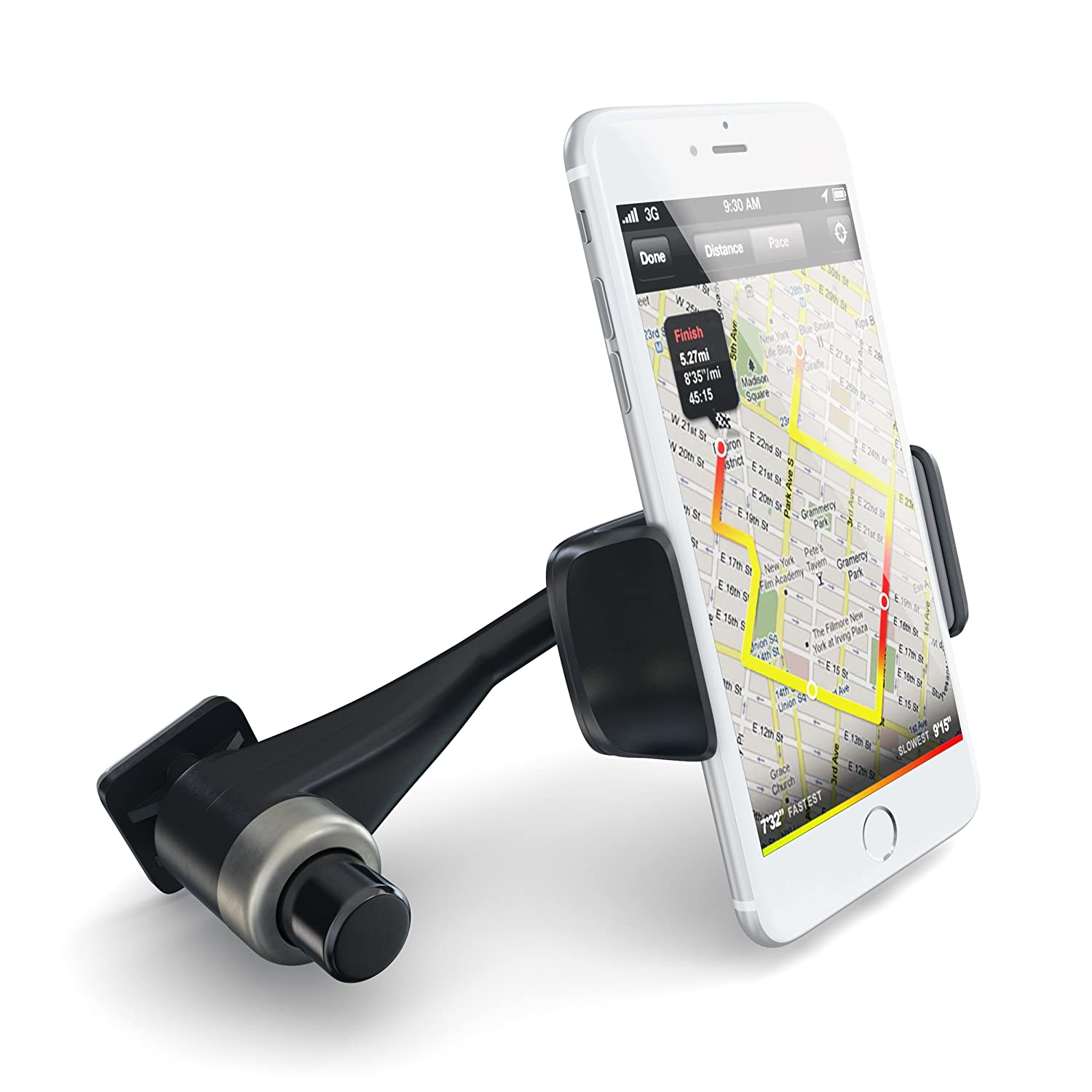 Found The Perfect Cell Phone Mount For The RDX. Pic Inside