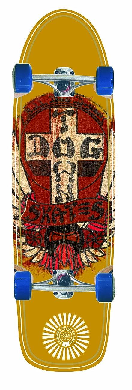Dogtown DT Bulldog Vintage Complete Skateboard 0