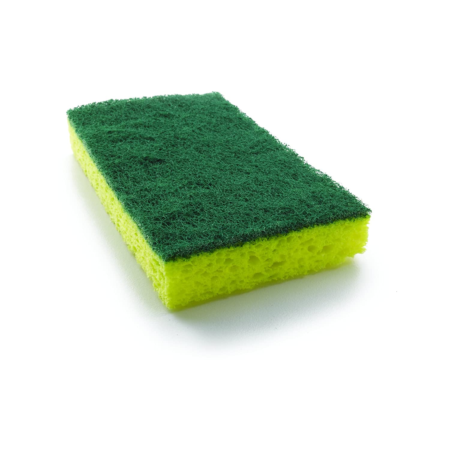 Lpt use a scrub sponge to open tricky bottles jars with manly ease lifeprotips - Seven different uses of the kitchen sponge ...