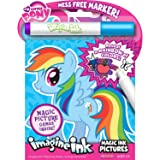 Bendon My Little Pony Imagine Ink Book( Cover artwork may vary )