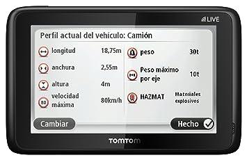 TomTom Go Live Truck 5150 Europe (Import Europe)