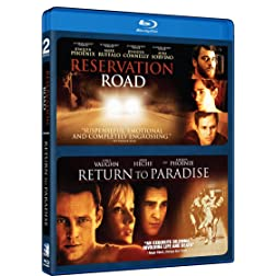 Reservation Road & Return to Paradise (Double Feature) [Blu-ray]