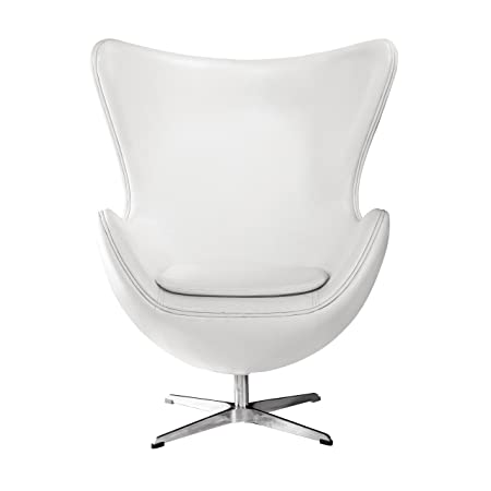 Premier Housewares Jubilee Chair, 104 x 77 x 72 cm - White