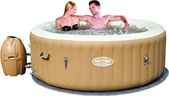 SaluSpa Palm Springs 6-Person Inflatable Hot Tub