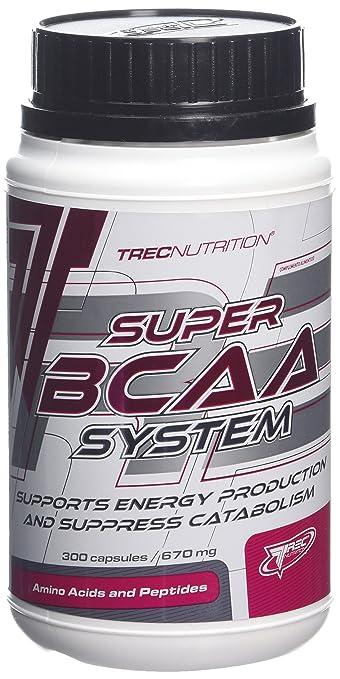 Trec Nutrition Super BCAA System 300 Kapseln