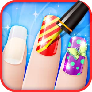 Nail Makeover - Girls Games from 6677g ltd