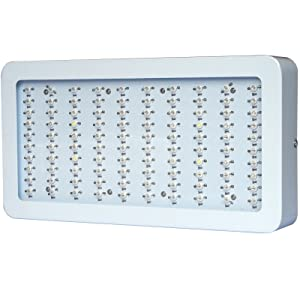 Galaxyhydro Dimmable 300w LED Grow Light Full Spectrum for Plant Flower Growing UV IR Leds Included       Customer reviews and more information