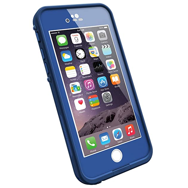 lifeproof fre iphone 6 only waterproof case 4 7 version. Black Bedroom Furniture Sets. Home Design Ideas