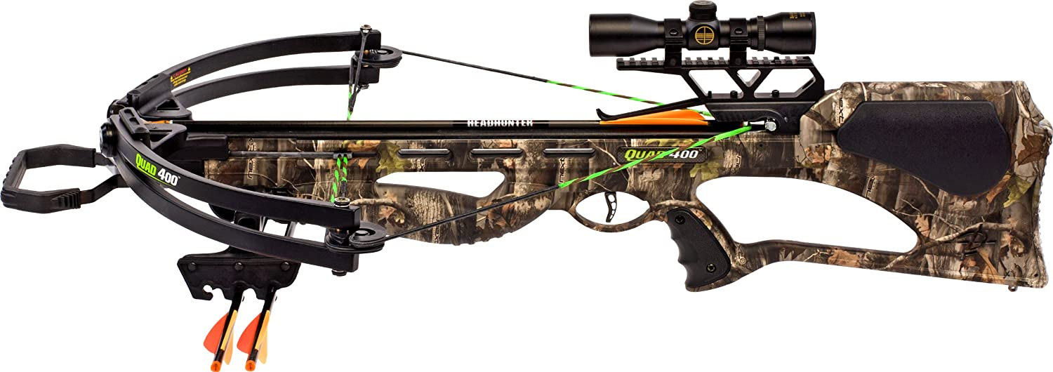 Barnett Quad 400 Crossbow Crossbow Reviews