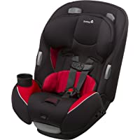Safety 1st Continuum 3-in-1 Convertible Car Seat (Chili Pepper)