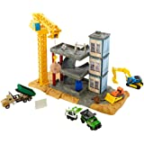Matchbox Real Adventure Construction Play Set (Color: Multicolor)