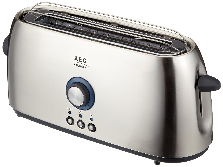 aeg at7010 automatic langschlitz toaster 1000 watt 6. Black Bedroom Furniture Sets. Home Design Ideas